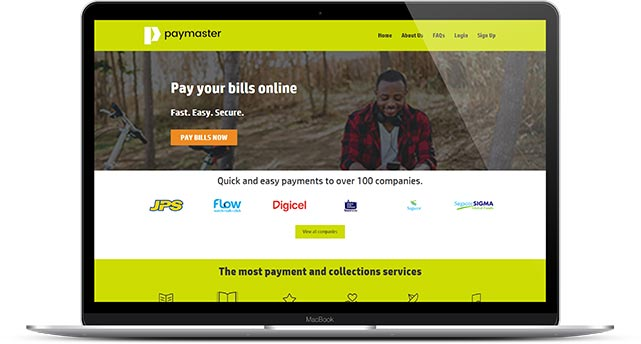 Paymaster Jamaica  Screenshot